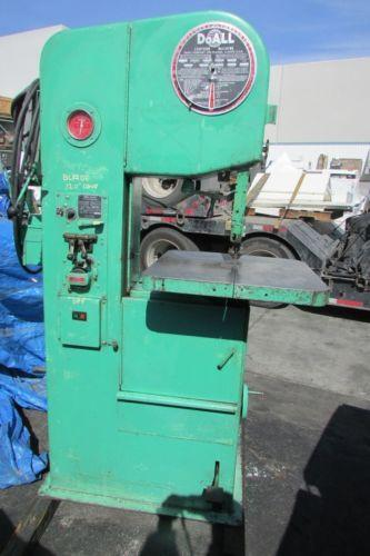 Used Metal Bandsaw For Sale