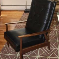 Lazy Boy Chairs Poang Chair Covers Australia Danish Recliner: Antiques | Ebay