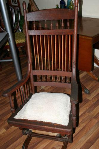 Platform Rocker Chairs  eBay
