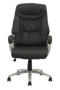 ergonomic office chair ebay childs desk leather executive high back