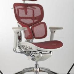 Ergonomic Chair Uk Ikea Bistro Dining Cushions Mesh Back Office | Ebay