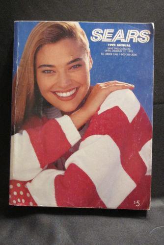 1992 Sears Catalog EBay