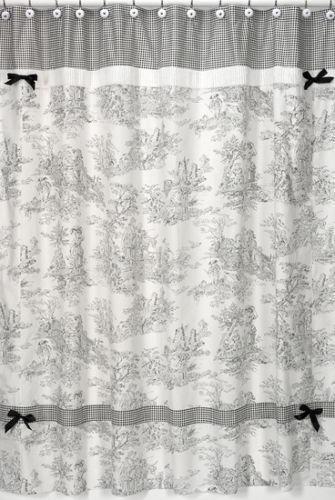 French Shower Curtain  eBay
