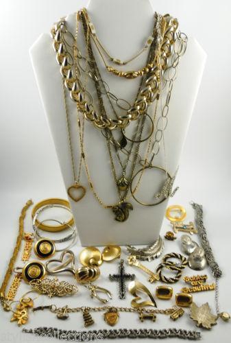 Antique Jewelry Lot EBay