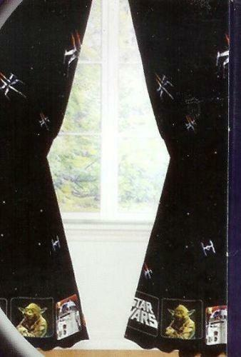 Star Wars Curtains EBay