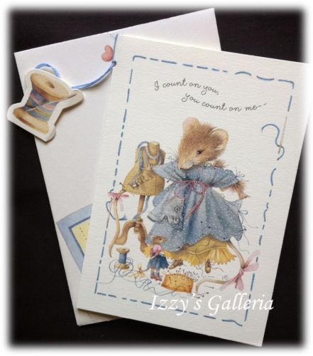 Vera The Mouse Cards EBay