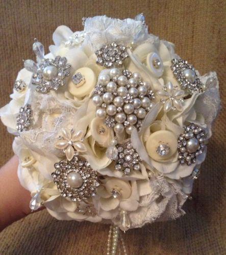 Brooch Bouquet  eBay
