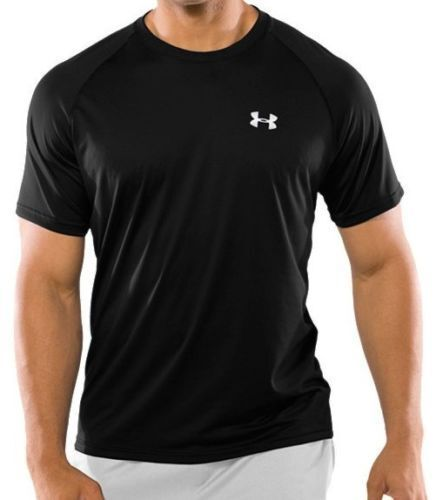 New Under Armour Tech Men's Athletic Short Sleeve T Shirt 1228539 All Colors 1