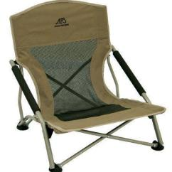 Oversized Folding Quad Chair Counter Height Bar Chairs Alps Mountaineering Camp | Ebay