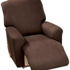Electric Recliner Chair Covers Australia Kitchen Cushions Slipcover Ebay Large