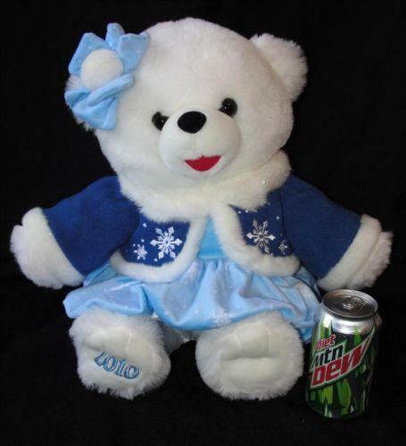 Walmart Christmas Bears EBay