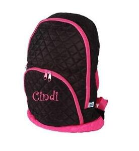 personalized backpack ebay