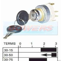 Universal Key Switch Wiring Diagram Ford F350 For Trailer Plug Lucas Ignition Key: Vehicle Parts & Accessories | Ebay