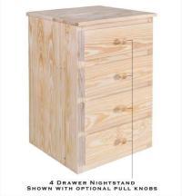 Unfinished Pine Furniture | eBay