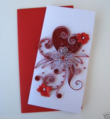 Quilling Cards EBay