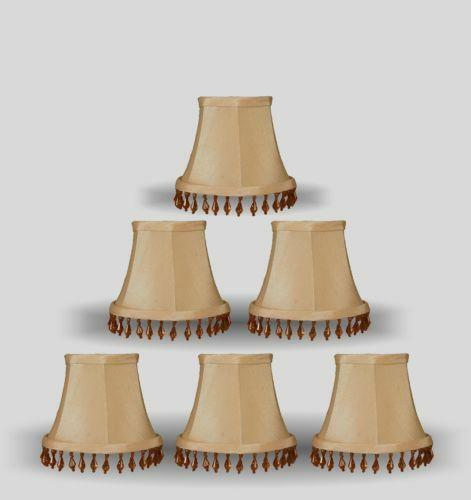 Beaded Chandelier Lamp Shades