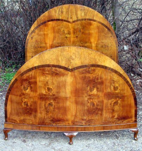Art Deco Bed  eBay