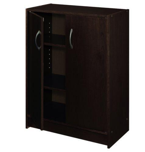 best place to buy kitchen cabinets sink disposal espresso cabinet   ebay
