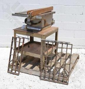 Craftsman Table Saw Model 113298