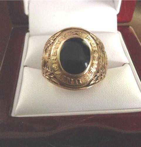 University Class Ring