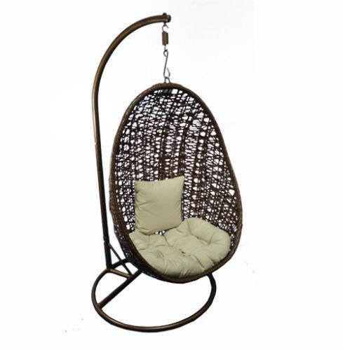 Outdoor Egg Hanging Chair  eBay