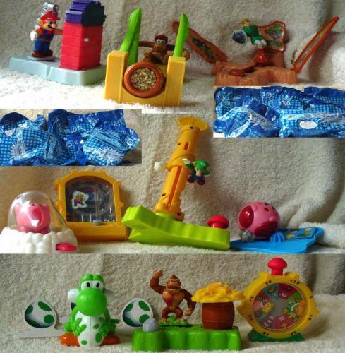 Burger King Mario Toys EBay
