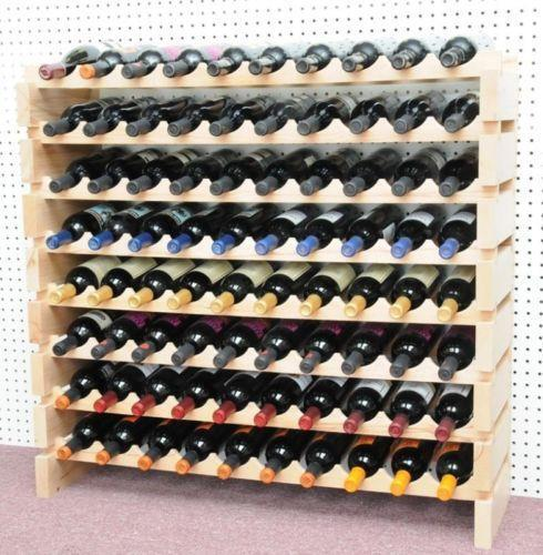 Modular Wine Rack  eBay
