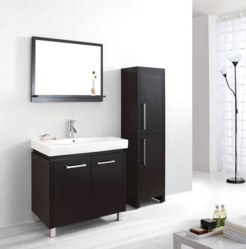 Modern Bathroom Vanity  eBay