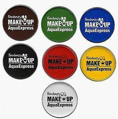 (21,00 €/100g) 15g Aqua Make-up (1 Dose) / Wasserfarbe, Schminke, Aqua-Express