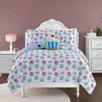 Cupcake Twin Bedding   eBay