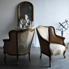 Queen Anne Style Chair Highchairs And Boosters Antique Wingback | Ebay