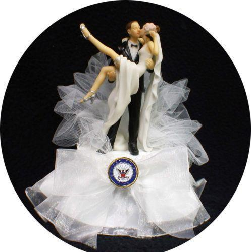 Navy Wedding Cake Toppers  eBay