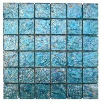 Aqua Glass Mosaic Tiles | eBay