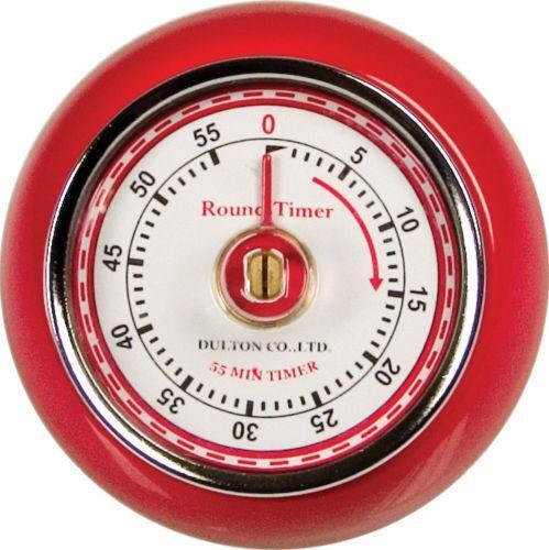 Retro Kitchen Timer  eBay
