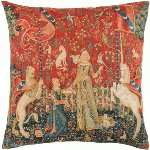 French Tapestry Pillow  eBay