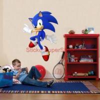 Sonic Wall Stickers | eBay