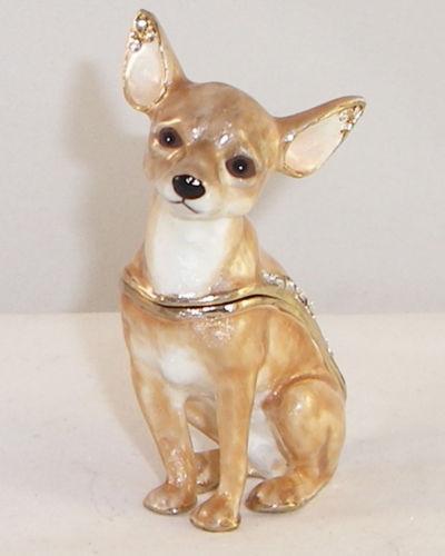 Animal Trinket Box EBay
