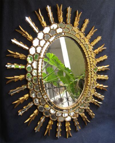 Sunburst Mirror  eBay