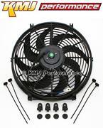 electric radiator fan wiring diagram 1991 toyota pickup headlight cooling ebay