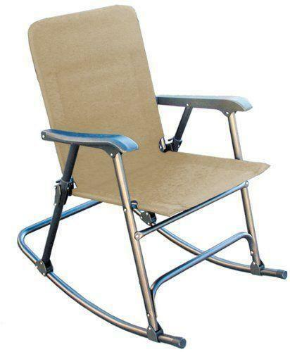 Folding Rocking Chair  eBay