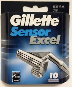 Gillette Sensor Excel Razors Razor Blades eBay