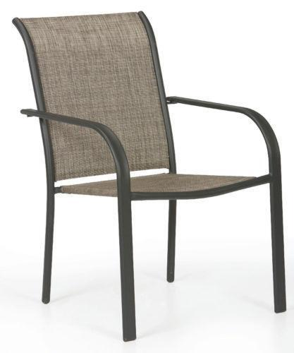 Stacking Patio Chairs Ebay