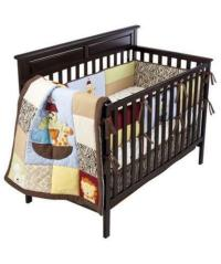 Noahs Ark Crib Bedding | eBay