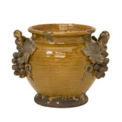 Kitchen Pottery Canisters Discount Cabinets Tuscan | Ebay
