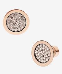 Michael Kors Rose Gold Earrings   eBay