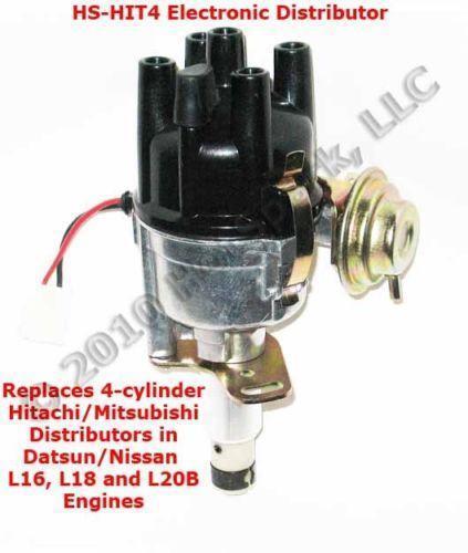 msd wiring diagram hei 2000 ford f350 headlight switch datsun l20b | ebay