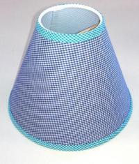 Gingham Lamp Shade | eBay