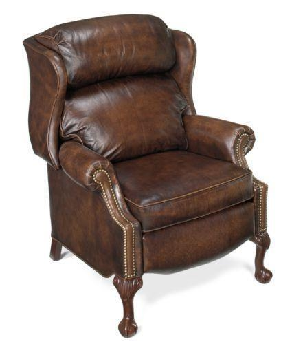 Wing Back Recliner Chair  eBay