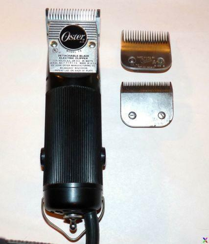Vintage Oster Clippers  eBay