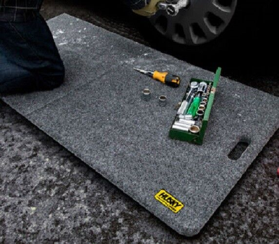 Husky 2x4 Mechanics Creeper Mat Utility Floor Mat Garage